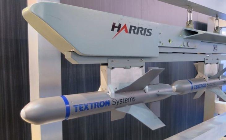 VIDEO: Vrtulník Wildcat otestoval novou raketu Martlet k ochraně britských letadlových lodí
