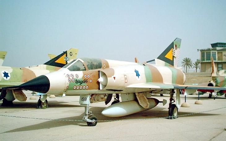 Den, kdy Sověti spolkli izraelskou vějičku. Pět sestřelených MiGů versus jeden lehce poškozený Mirage