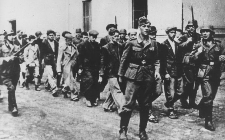 Za smrt 10 německých vojáků poprava 2000 nevinných. Krutý generál zůstal bez trestu