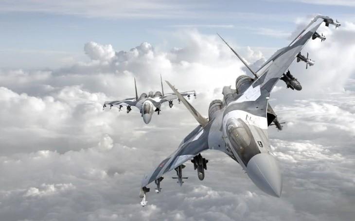 Přizpůsobíme naše Su-35 vašim potřebám, nátlak USA je nepřijatelný, vzkazuje Rusko Indonésii