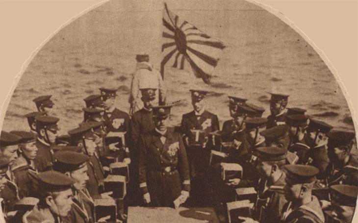 Daleko od domova: Japonské torpédoborce lovily ve Středomoří ponorky centrálních mocností