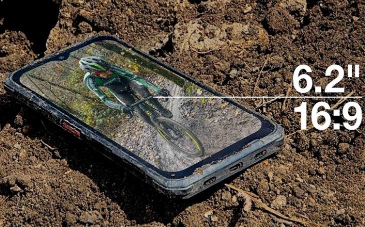 EVOLVEO StrongPhone G9 novinka mezi odolnými chytrými telefony