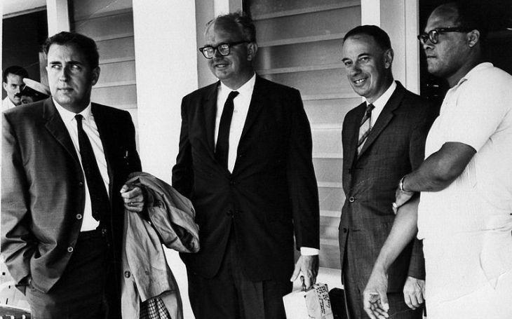 Superdělo pro Saddáma stálo život geniálního inženýra. Zavraždil ho Mossad, Američané, nebo někdo jiný?