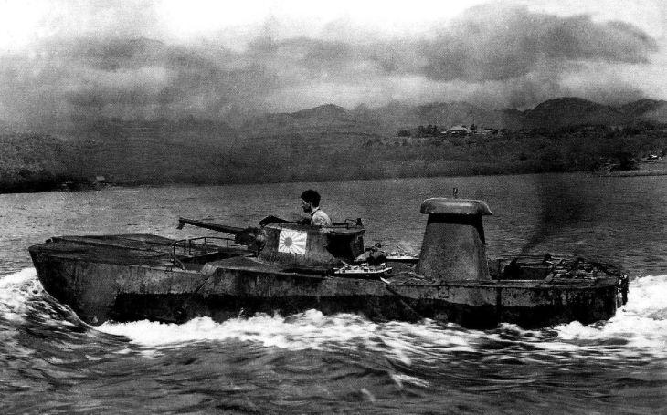 Typ 2 Ka-Mi: i Japonci uměli postavit plovoucí tank. V  bitvě o Guadalcanal ale narazil