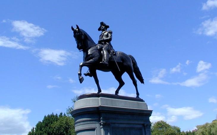 KOMENTÁŘ: Milí ultralevičáci, nyní je u vás na řadě George Washington a T. G. Masaryk. Budete důslední?