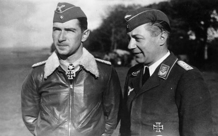 Překonal Rudého barona a nacistická propaganda z něj byla nadšená - po smrti ale posloužil druhé straně