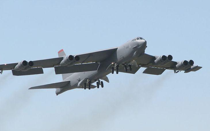 Americké letectvo vybírá nové motory pro bombardér B-52H Stratofortress