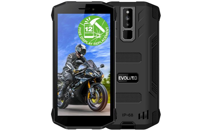 Všestranně využitelný a odolný EVOLVEO StrongPhone G5