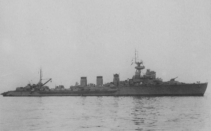 V nočním boji torpédy byli Japonci nedostižní – jejich speciální křižníky ale nedostaly příležitost