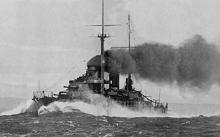 Bitevní loď Paris: Pohnutá historie francouzského dreadnoughtu