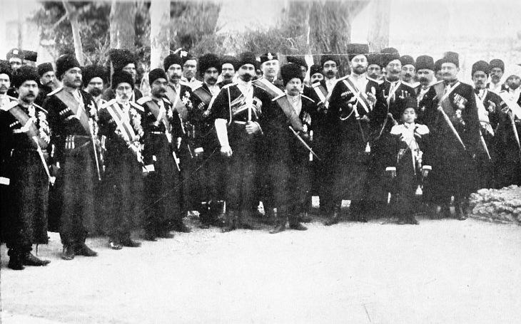 Perský šáh zatoužil po kozácké brigádě, car svolil. Elitní garda nakonec dokonala státní převrat