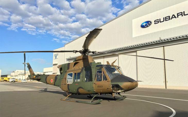 Civilní vrtulníky Bell 412EPX - příbuzné &quote;našich&quote; Venomů - v konkurenci s AW139 nejspíš neobstojí