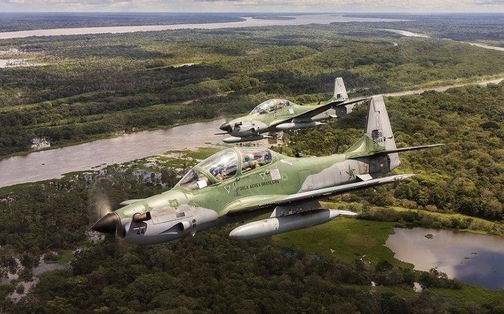Filipíny mají ještě tento měsíc dostat 6 letounů A-29 Super Tucano