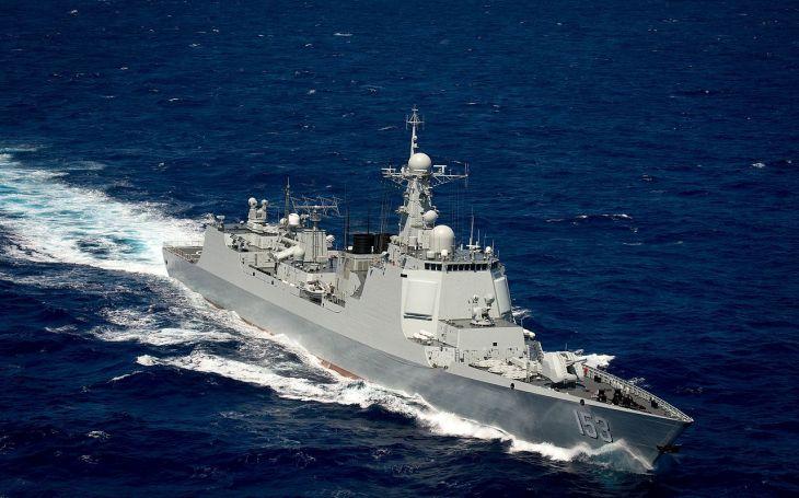 Dokáže USA držet krok s Čínou? Ta může během pěti let zdvojnásobit počet svých torpédoborců
