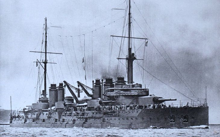 Katastrofa predreadnoughtu Danton: na francouzské plavidlo si počíhala německá ponorka