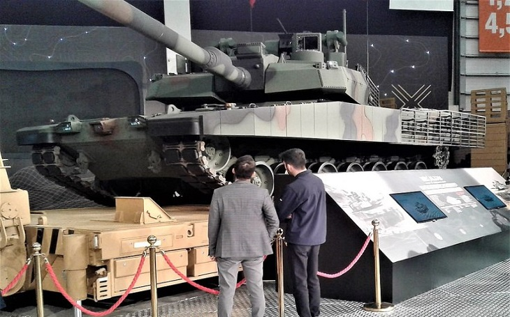 Tank Altay: Projekt turecko-korejské spolupráce brzdí technologické potíže
