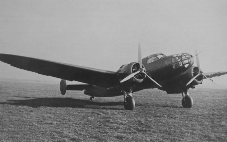 Omrklo ho i německé letecké eso. Nadějný československý bombardér Aero se stal kořistí nacistů
