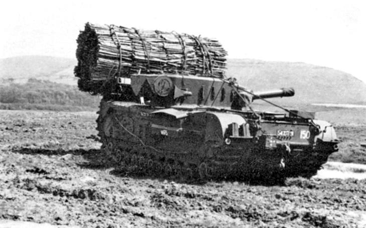 Hobartovy legrácky nebyly k smíchu – speciální obrněná vozidla pro Den D