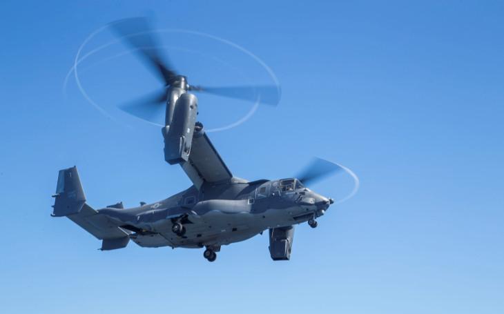 Indonésie může těžit ze schopností Bell Boeing V-22 Osprey