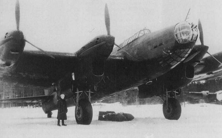 Nedostatek duralu i motorů. Bombardér Petljakov Pe-8 měl zajímavý potenciál, přesto nakonec neoslnil