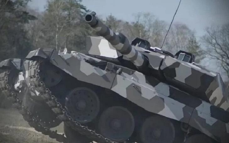 Louskáček na Armatu od německého Rheinmetallu – nové dělo ráže 130 mm pro západní tanky