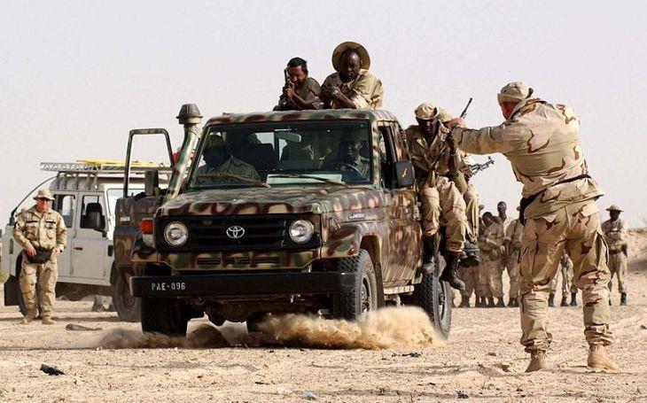 Co čeká naše vojáky v Mali? Procházku růžovým sadem rozhodně nečekejme (komentář Lumíra Němce)