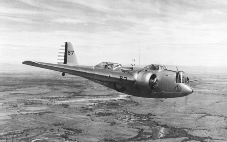 Bombardér, který uletěl stíhačkám: Martin B-10 znamenal skutečnou revoluci v konstrukci