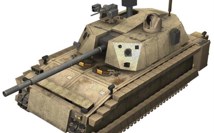 Hlavní úkol amerického tanku nové generace? Likvidace Armaty a čínských tanků