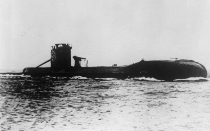 Ponorka HMS Upholder - ,,číhající smrt&quote; a postrach nacistů se stala nejúspěšnější ponorkou Royal Navy. Sama skončila nešťastně