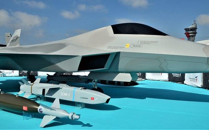 Turecko urychluje vývoj vlastního letounu 5. generace TF-X