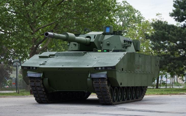 Střední tanky pro AČR? Nepatří do spojenecké koncepce – BVP potřebují do čela svůj útočný klín