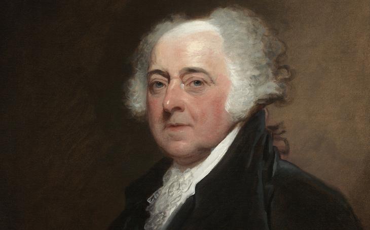 Inteligence amerických prezidentů je globální téma - nejbystřejším byl John Adams