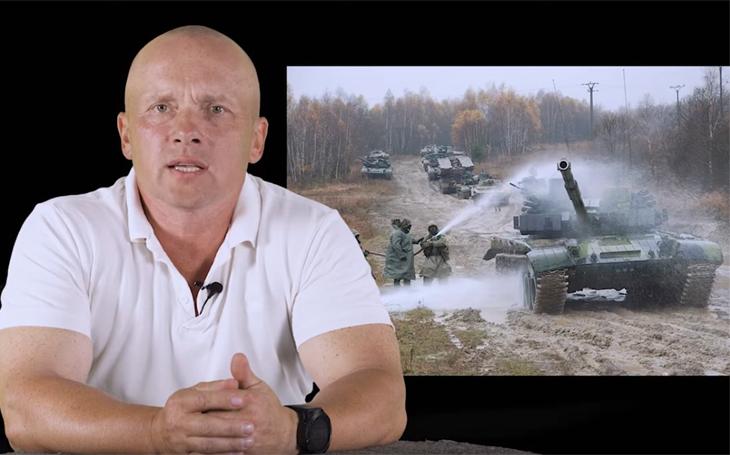 Modernizovat zastaralé tanky a BVP je hloupost. Armáda potřebuje moderní zbraně, říká exnáčelník speciálních jednotek Němec