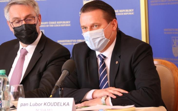 Náměstek pro vyzbrojování a akvizice MO Koudelka: snažím se navázat na práci náměstka Říhy