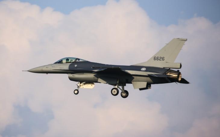 Čínskou lidovou republiku rozčílil prodej nových amerických F-16V Čínské republice - Tchaj-wanu
