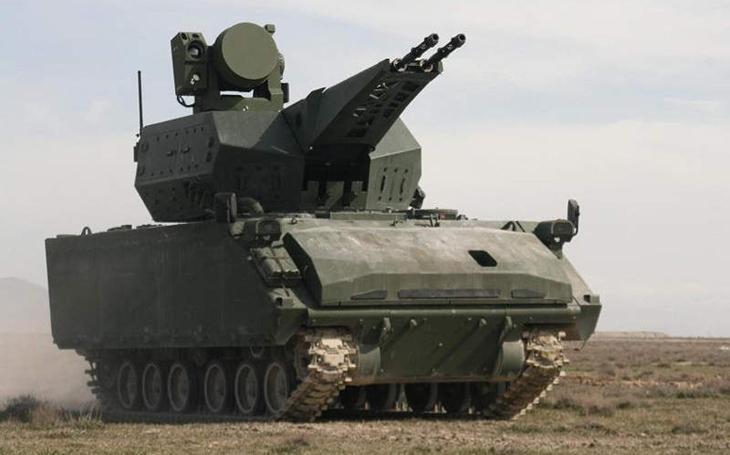 Turecko nasazuje v Libyi svůj nejnovější systém protivzdušné obrany - Korkut