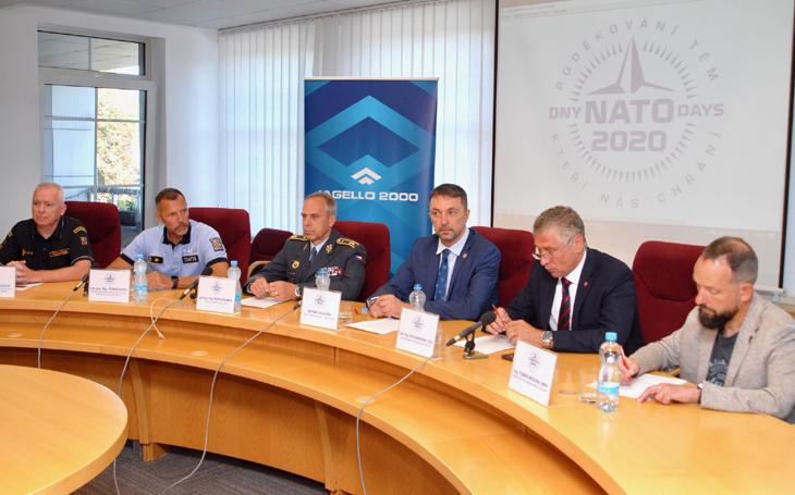 20. Dny NATO v Ostravě ve znamení výročí a poděkování nasazeným v první linii