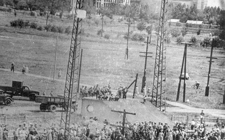 Krvavé divadlo v Novočerkassku: 26 mrtvých, 7 popravených. Jak Sovětský svaz ututlal masové vraždění neozbrojených dělníků