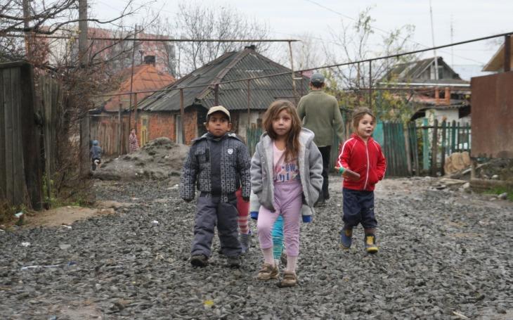 Státem podporovaný obchod s chudobou Romů musí skončit