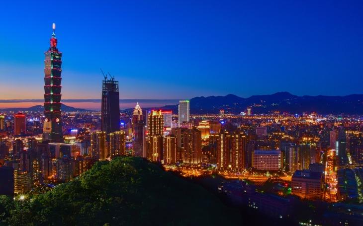 O Tchaj-wanu, placení vysoké ceny a věcech souvisejících
