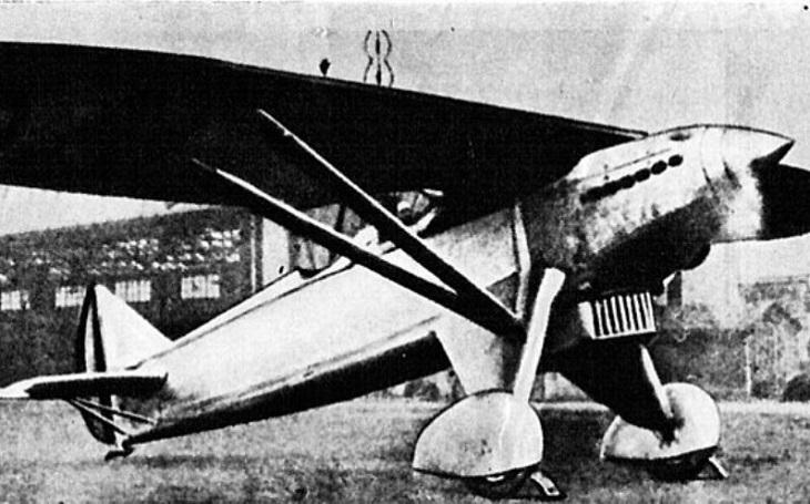 Messerchmitty si ho vychutnávaly. Belgický letoun Renard R.31 jako snadný terč pro německé stíhače
