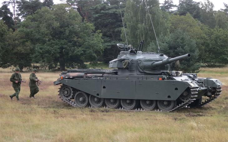 Moderní švédské tanky: od britských Centurionů přes unikátní Tank S po Leopard 2