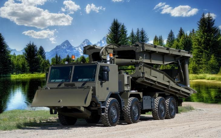 Speciální vozidla ze Šternberka pro záchranáře a civilní použití