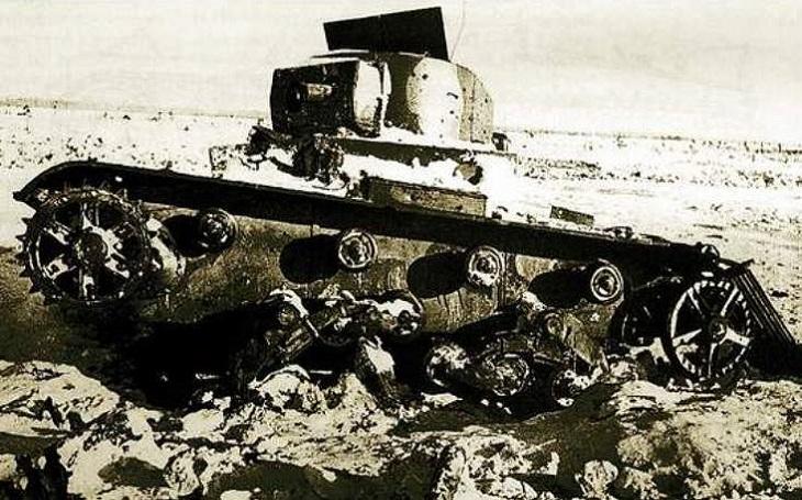 Sovětské teletanky - zajímavý nápad nakonec ,,zabilo&quote; nedokonalé provedení