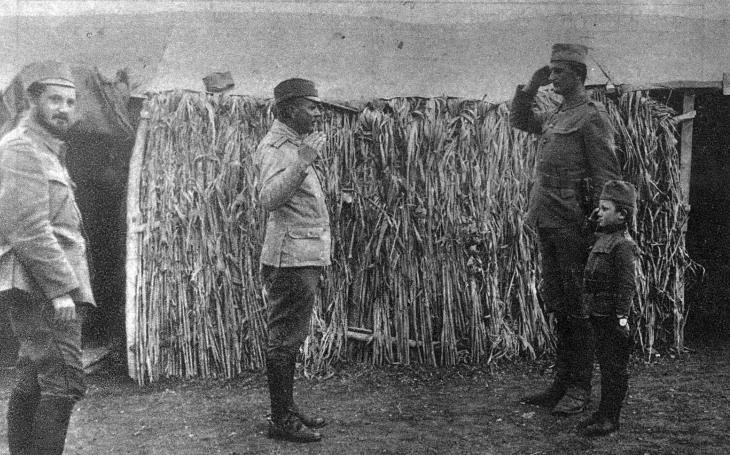 Jak děti s nadšením bojovaly za Rusko v první světové válce. A patřily mezi nejoddanější vojáky