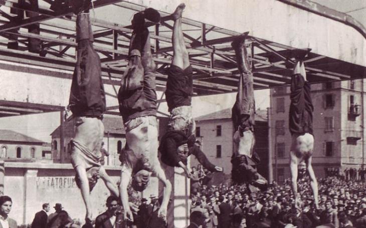 Poslední dny Mussoliniho života. Partyzáni za ním učinili ráznou tečku