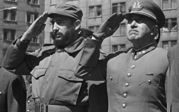 Operace Tukan sovětské KGB zdiskreditovala Pinocheta přes západní média