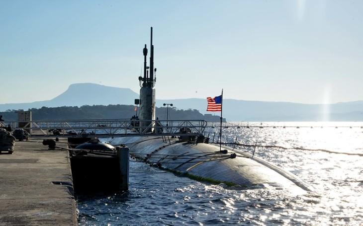 Americká jaderná ponorka ,,u ledu&quote;. USS Boise čeká na opravy a nutnou modernizaci už přes tři roky
