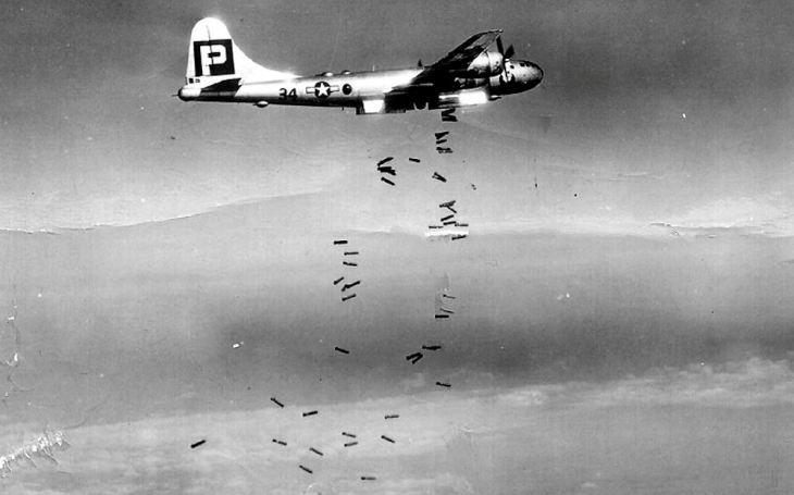 Bombardování v závěru války, které přineslo větší zkázu než jaderné útoky na Hirošimu a Nagasaki