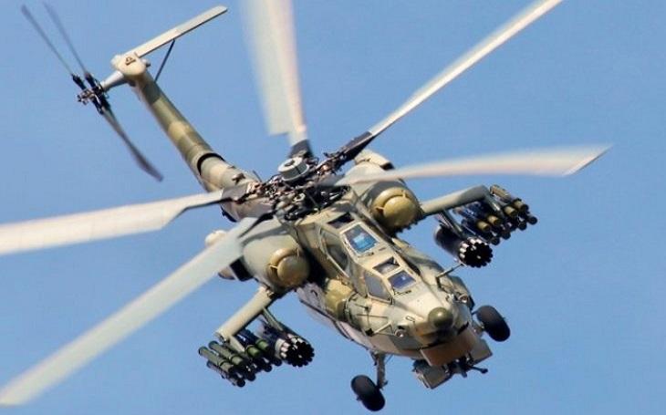 Rusko vylepšuje svůj arzenál. Bitevní vrtulník Mi-28NM bude vyzbrojen novými raketami na dlouhou vzdálenost